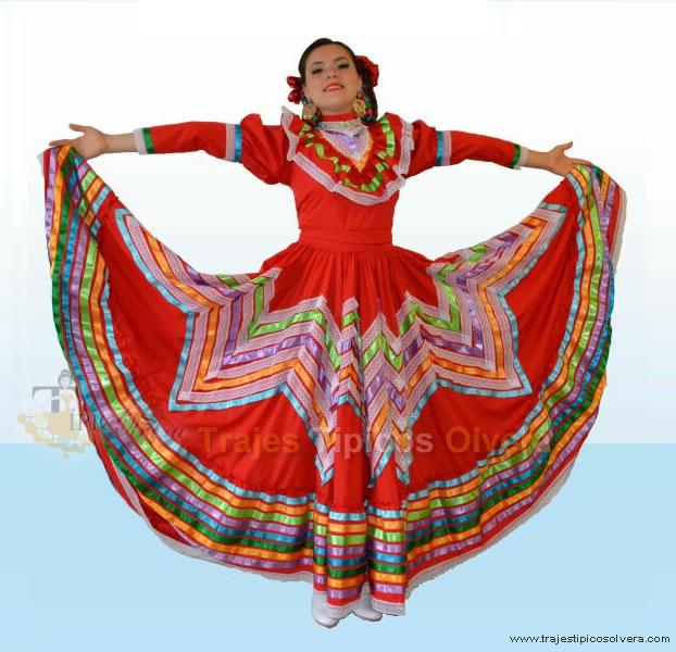Vestidos Tipicos De Jalisco
