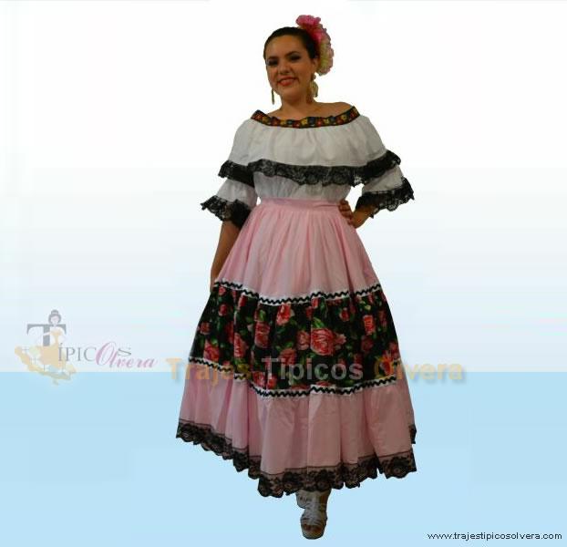 Trajes Tipicos De Sinaloa Mexico