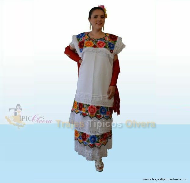 Diversidad Cultural De México: Trajes típicos
